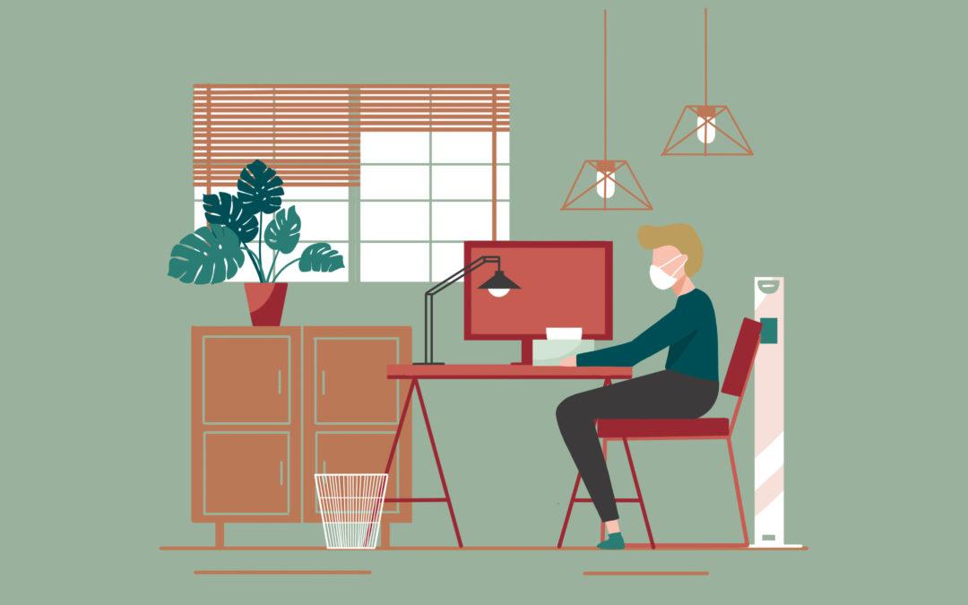 COVID-19 : repenser les espaces de travail aujourd'hui et demain