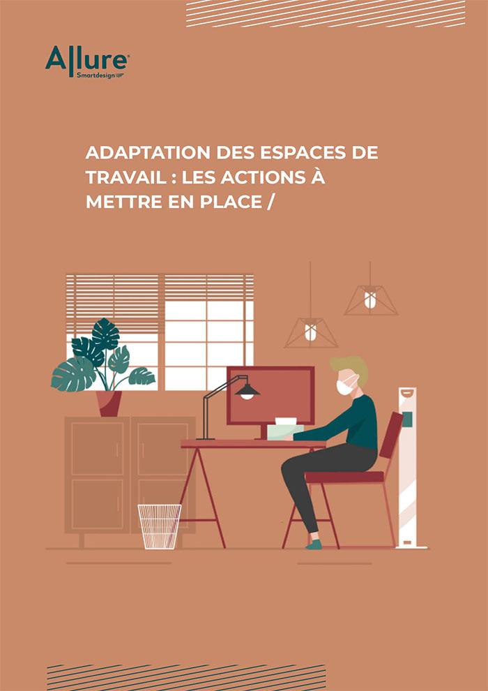 Adaptation des espaces de travail : Les actions à mettre en place