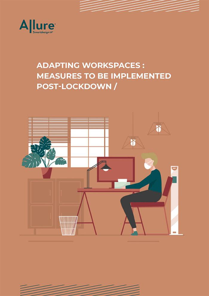 Adapting workspaces: measures to be implemented post-lockdown