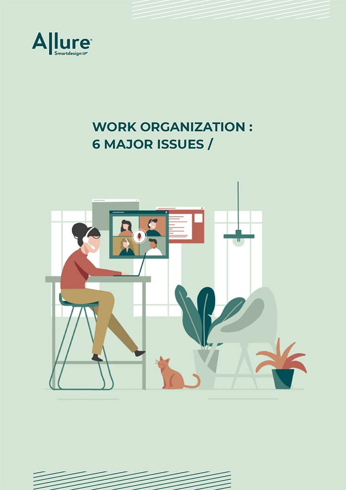 Work organization: 6 major issues
